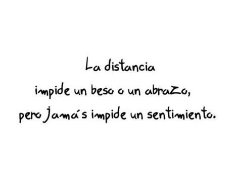 distancia...